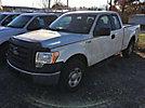 2011 Ford F250 4x4 Pickup Truck
