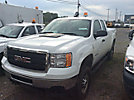 2011 GMC K2500 4x4 Extended-Cab Pickup Truck
