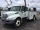 2011 International 4300 DuraStar Extended-Cab Mechanics Service Truck