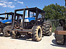 2011 New Holland Woods Boss TS6030 4x4 Rubber Tired Utility Tractor