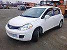 2011 Nissan Versa 4-Door Sedan