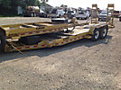 2012 Cam Superline T/A Tagalong Equipment Trailer