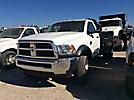 2012 Dodge D4500 Flatbed Truck