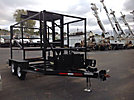 2012 EZE Load T/A PVC Pipe Trailer