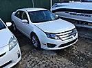 2012 Ford Fusion 4-Door Sedan