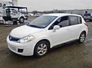 2012 Nissan Versa 4-Door Hatch Back