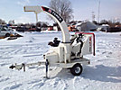 2012 Woodsman 700 Chipper (6 Disc), trailer mtd