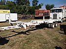 2013 Brooks Brothers PTB-112-12KE T/A Extendable Pole/Material Trailer