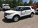 2013 Ford Explorer 4x4 4-Door Sport Utility Vehicle