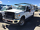2013 Ford F350 4x4 Extended-Cab Pickup Truck