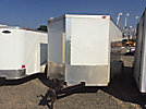 2014 Diamond T/A Enclosed Utility Trailer