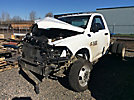 2014 Dodge W5500 4x4 Cab & Chassis