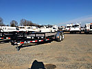 2015 PJ Trailers T/A Tagalong Trailer