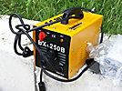 250-Amp Electric Welder (New/Unused).
