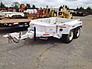 5' x 8' T/A Material Utility Trailer s/n T74115