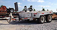 5'x 8' T/A Material Trailer