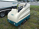 72001997 Tennant 7200 Floor Scrubber, s/n 5637, battery powered, with charger