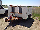 Allegheny CT87 T/A Material Trailer