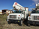 Altec A47-OC, Material Handling Bucket Truck center mounted on 1999 GMC C7500 Utility Truck