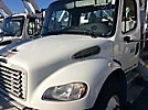 Altec A50E-OC, Material Handling Bucket Truck center mounted on 2005 Freightliner M2 106 Utility Truck