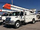 Altec AA600-P, Bucket Truck, rear mounted on, 2004 International 4400 Utility Truck