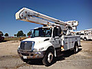 Altec AA600-P, Bucket Truck rear mounted on 2004 International 4300 Utility Truck