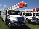 Altec AA600-P, Bucket Truck rear mounted on 2004 International 4400 Utility Truck