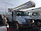 Altec AA600L, Bucket Truck, rear mounted on, 2004 International 4300 Utility Truck