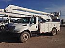 Altec AA600L, Bucket Truck, rear mounted on, 2004 International 4300 Utility Truck