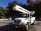 Altec AA600L, Bucket Truck rear mounted on 2004 International 4300 Utility Truck