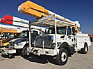 Altec AA755-MH, Material Handling Bucket Truck rear mounted on 2009 International 7300 Work Star 4x4 Utility Truck