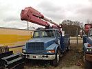 Altec AA755L, Bucket Truck, rear mounted on, 2000 International 4700 Utility Truck