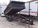 Altec AM900-E100, Elevator Bucket Truck, rear mounted on, 2006 Freightliner M2-106 6X6 Utility Truck