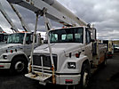 Altec AN652-MH, Material Handling Bucket, rear mounted on, 2002 Freightliner FL70 Utility Truck