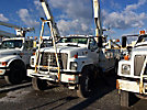 Altec AN652-MH, Material Handling Bucket Truck, rear mounted on, 1999 Chevrolet C7500 Utility Truck