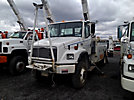 Altec AN652-MH, Material Handling Bucket Truck, rear mounted on, 2002 Freightliner FL70 4x4 Utility Truck