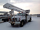 Altec AN755-P, Bucket Truck, rear mounted on, 1998 GMC C7500 Utility Truck