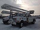 Altec AN755-P, Bucket Truck, rear mounted on, 2000 International 4800 4x4 Utility Truck
