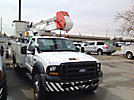 Altec AO300-P, Bucket Truck, center mounted on, 2007 Ford F550 4x4 Service Truck