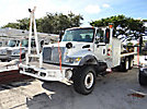 Altec AT235, Articulating & Telescopic Non-Insulated Bucket Truck, mounted behind cab on, 2001 Ford F650 Utility Truck