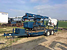 Altec AT37G, Articulating & Telescopic Bucket Truck, mounted on, 2006 Hinowa PT3000 Tracked Backyard Carrier