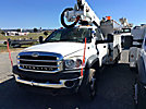 Altec AT37G, Articulating & Telescopic Bucket Truck mounted behind cab on 2008 Sterling Bullet 4x4 Service Truck