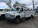 Altec AT37G, Articulating & Telescopic Bucket Truck mounted on 2009 GMC Utility Truck