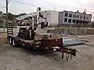 Altec AT37G, Backyard Bucket, mounted on, 2006 Tracked Back Yard Carrier