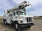 Altec D2050-TR, Digger Derrick, rear mounted on, 2002 International 2674 6x6 Utility Truck
