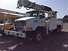 Altec D4065-TR, Digger Derrick rear mounted on 2001 Sterling LT8513 6x6 Utility Truck
