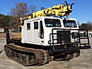 Altec D880-BR, Digger Derrick, rear mounted on Foremost Nodwell TF110 All-Terrain Track Machine