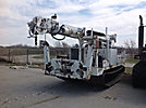 Altec D947T, Digger Derrick, rear mounted on, 2001 CME 800HDH All-Terrain Track Machine