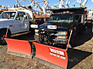 Altec DM47-TR, Digger Derrick rear mounted on 2009 International 7300 4x4 Utility Truck