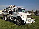 Altec HD35, Pressure Digger, mounted on, 2001 Freightliner FL80 T/A Cab & Chassis